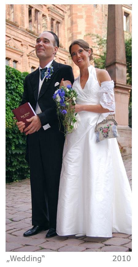 Martin Mangold Hochzeit